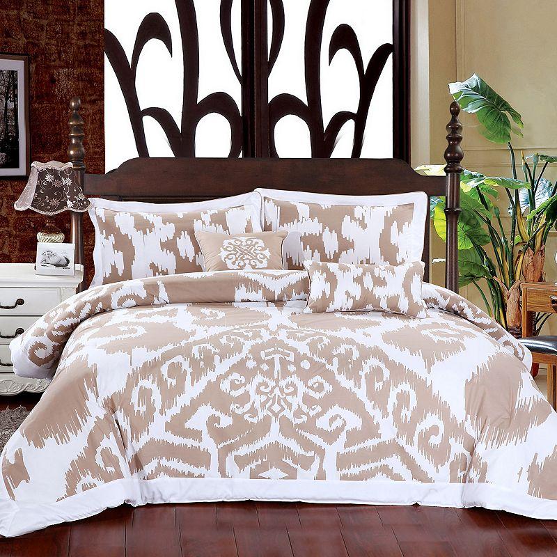 Swiss Comforts Uzbeck 5-pc. Comforter Set
