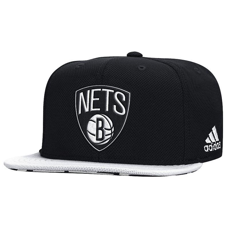 Adult adidas Brooklyn Nets Draft Cap