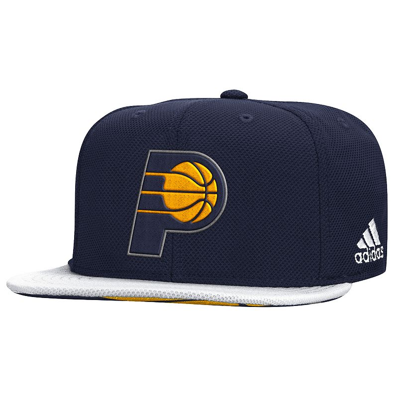 Adult adidas Indiana Pacers Draft Cap