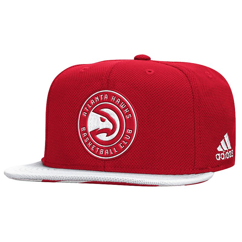 Adult adidas Atlanta Hawks Draft Cap