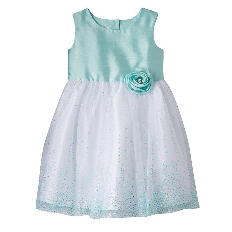 Marmellata Classics Glitter Dress - Toddler Girl