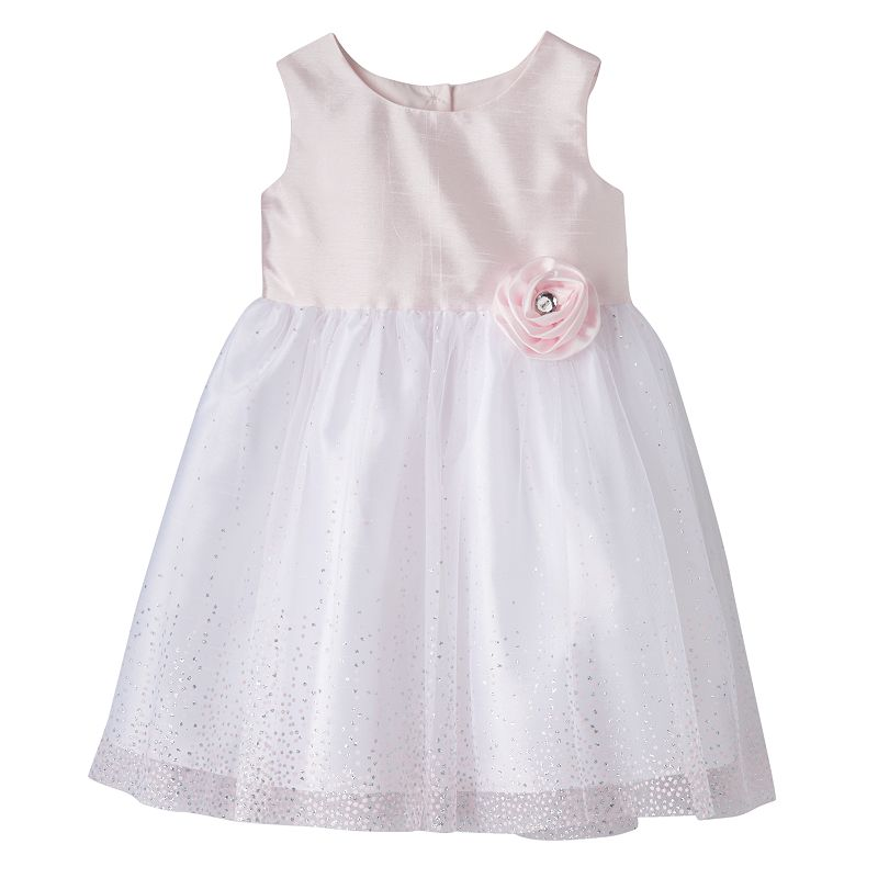 Marmellata Classics Glitter Dress - Toddler Girl