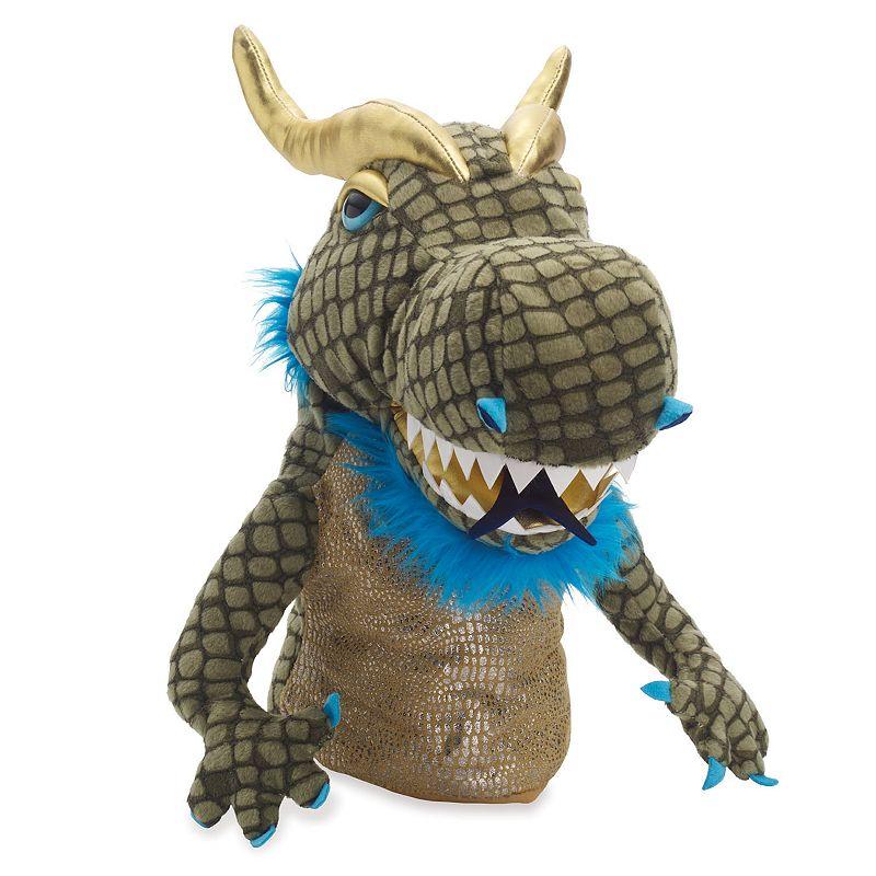 Drago Dragon Puppet by Manhattan Toy