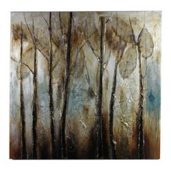 Click here to buy Leaf Oil Painting Canvas Wall Art.