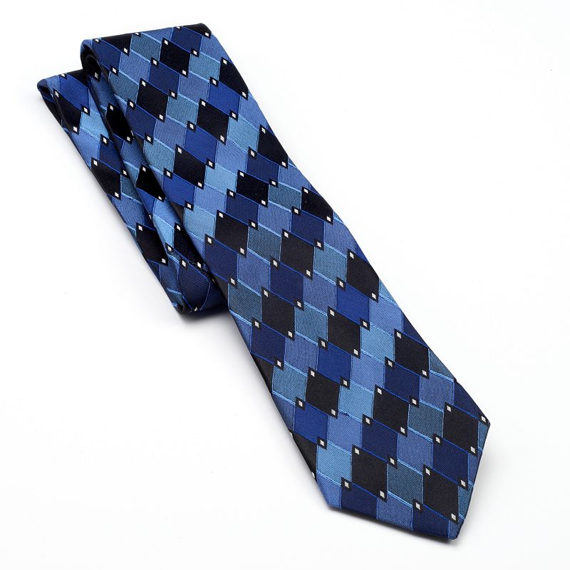 Arrow Argyle Geometric Tie - Men