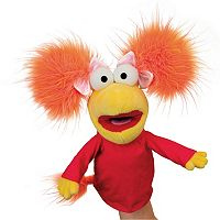 Fraggle Rock Red Puppet by Manhattan Toy