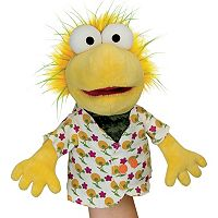 Fraggle Rock Wembley Puppet by Manhattan Toy