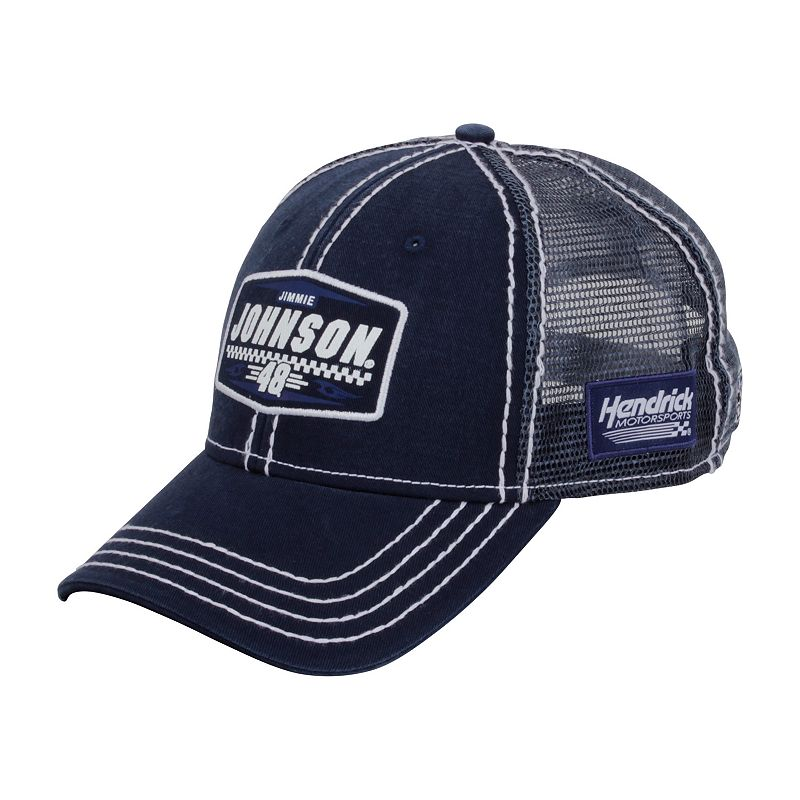 Adult Jimmie Johnson Vintage Patch Snapback Cap