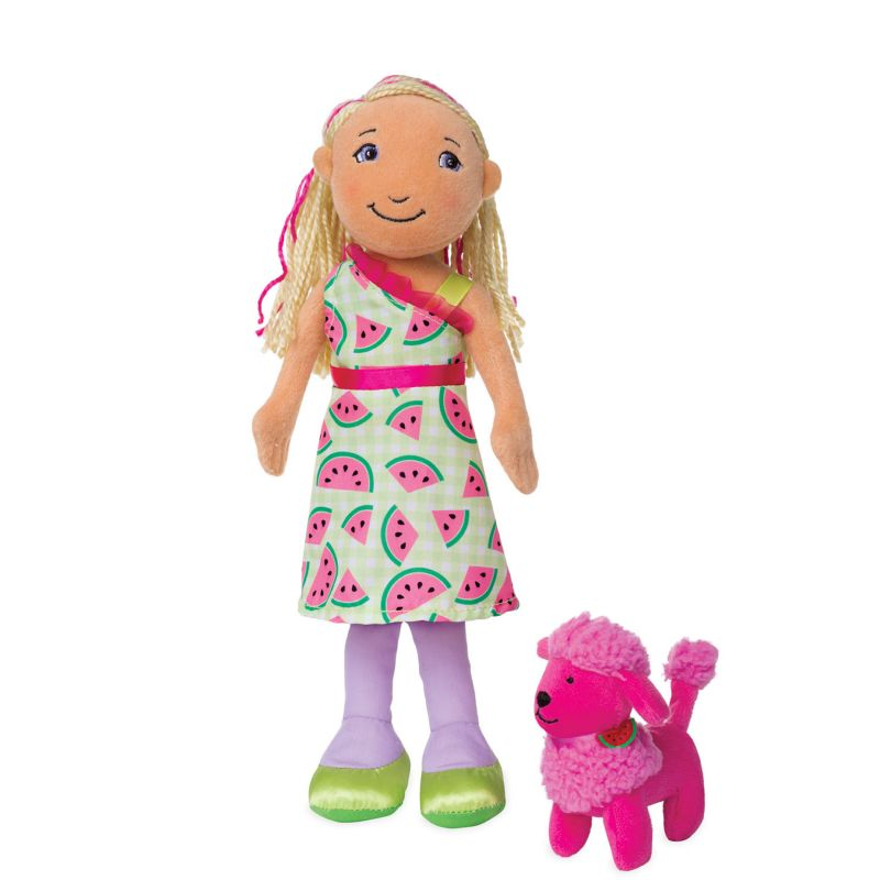 Groovy Girls Mia & Taffy Style Scents by Manhattan Toy, Multicolor thumbnail