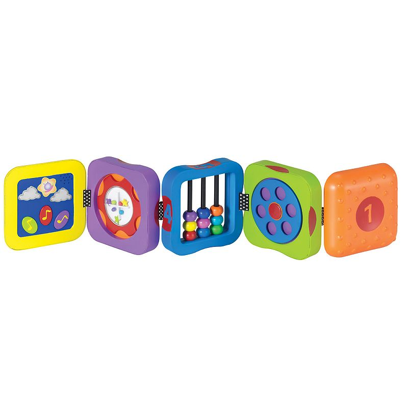 Whoozit Learn & Play Cube by Manhattan Toy