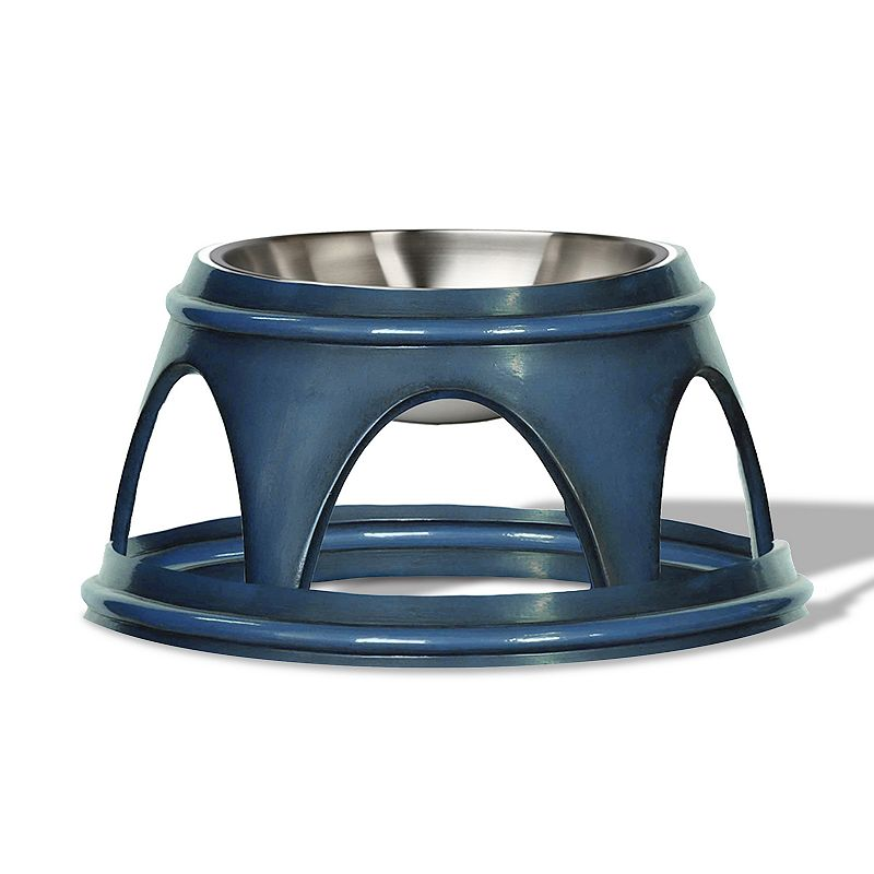Bombay Parkside Barrel Pet Food Bowl