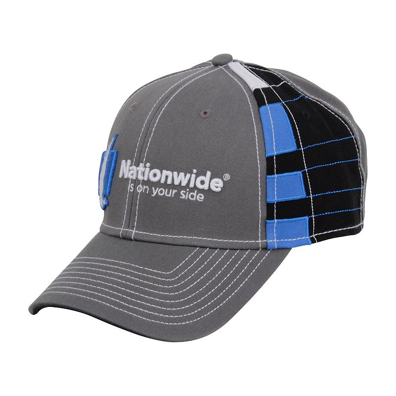 Adult Dale Earnhardt, Jr. Flag Stand Cap