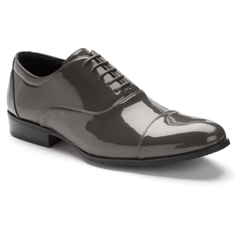 Stacy Adams Gala Men's Oxford Dress Shoes, Size: medium (7), Grey thumbnail