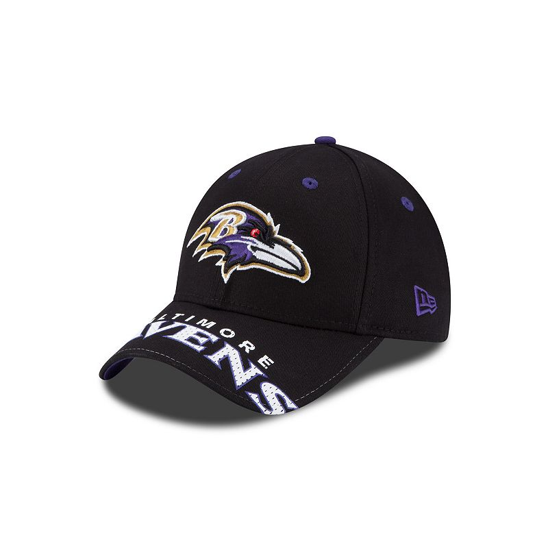 New Era Baltimore Ravens World Pin Classic 9FORTY Cap - Adult