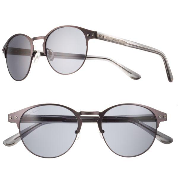 Converse Jack Purcell Retro Round Sunglasses - Unisex