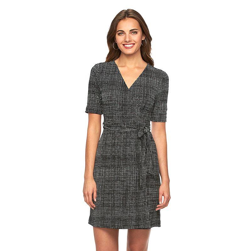Women's Apt. 9® Faux-Wrap Dress