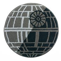 Star Wars Home Death Star Bath Rug