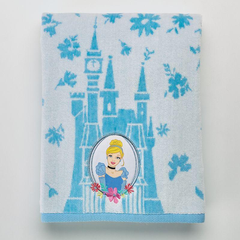 Disney Princess Cinderella Bath Towel