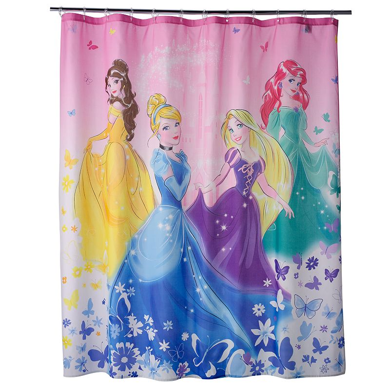 disney princess ariel belle cinderella rapunzel fabric