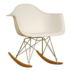 Baxton Studio Rocking Chair  by