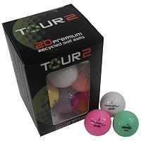 Nitro 20-pk Recycled Noodle Golf Balls - Women's