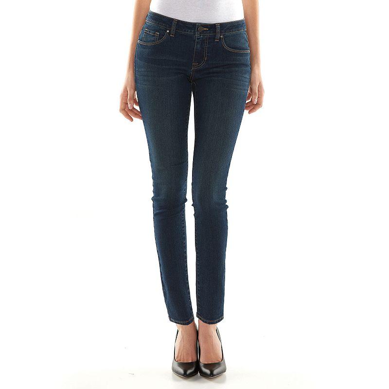 Apt. 9® Modern Fit Skinny Jeans - Women's