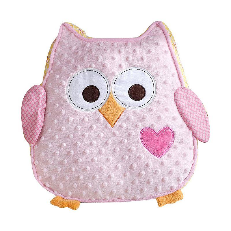 Lambs & Ivy Dena Happi Plush Owl