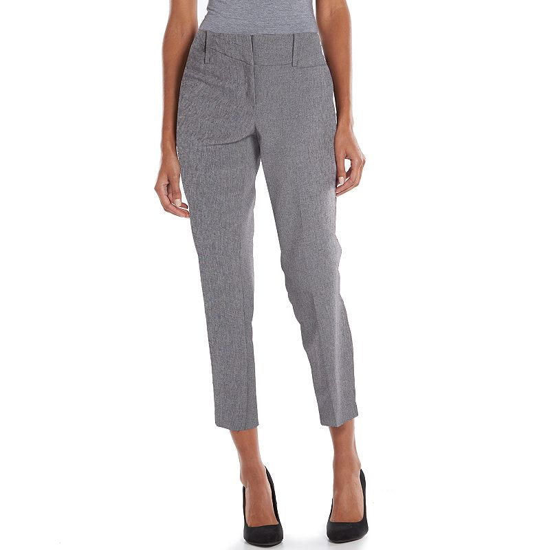 Apt. 9® Modern Fit Tapered Ankle Pants - Women's