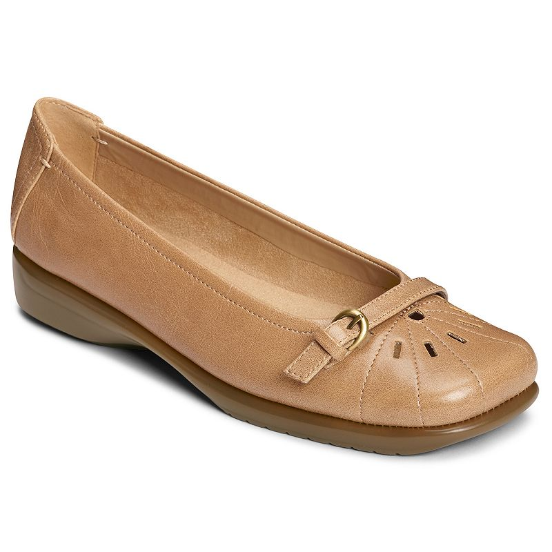 A2 by Aerosoles Ricotta Stitch 'N Turn Women's Cutout Loafers