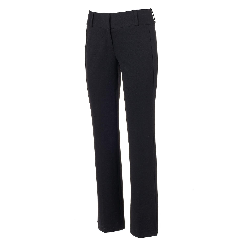 Girls Black Dress Pants PzMVyhG3