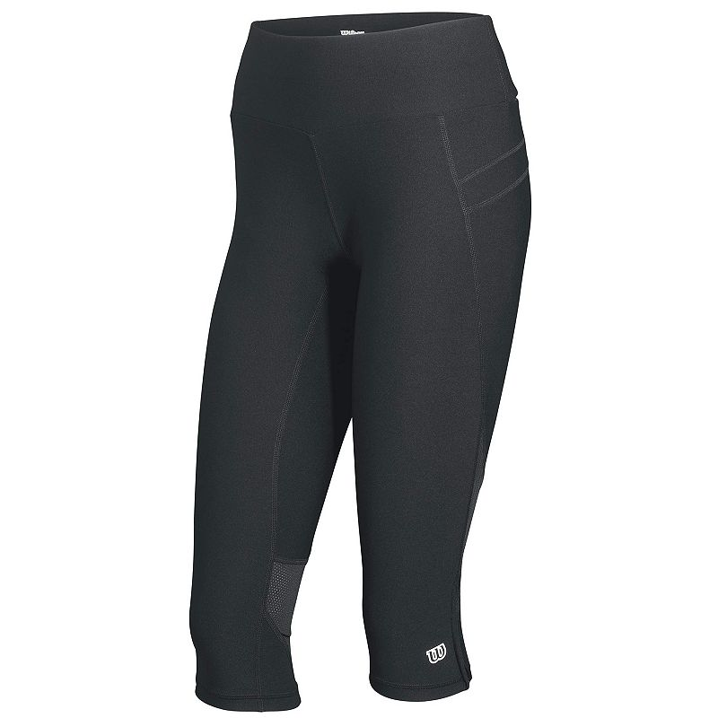 Women's Wilson Rush Capri Tennis Leggings