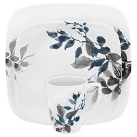 Corelle Kyoto 16-pc. Square Dinnerware Set