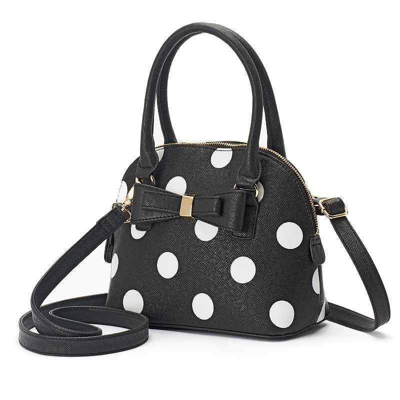 Apt. 9 Julie Mini Dome Convertible Satchel