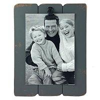 Fetco Home Decor Slats Clip Back 4'' x 6'' Frame