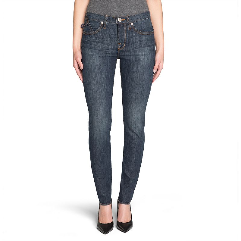 Women's Rock & Republic® Berlin Studded Skinny Jeans