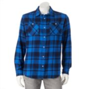 Urban Pipeline® Flannel Button-Down Shirt - Men