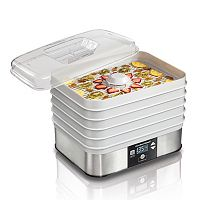 Hamilton Beach 5-Tray Food Dehydrator