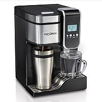 Hamilton Beach FlexBrew Single-Serve Coffee Maker with Hot Water Dispenser