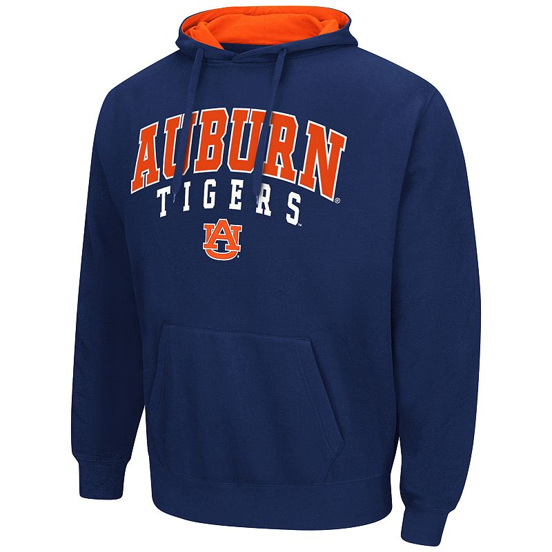 Men's Campus Heritage Auburn Tigers Core Pullover Hoodie