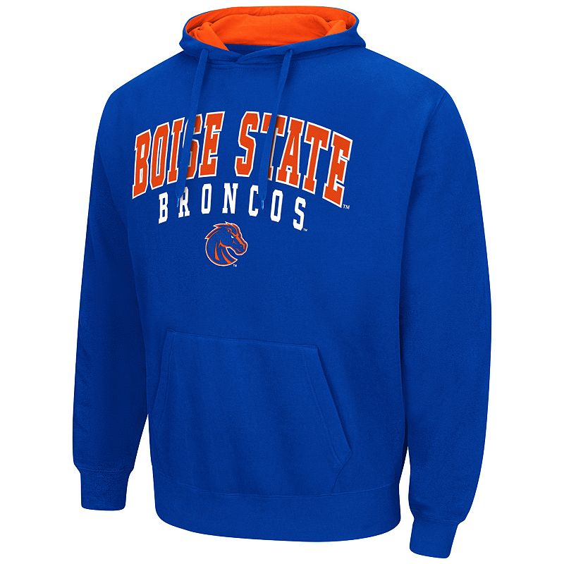 Men's Campus Heritage Boise State Broncos Core Pullover Hoodie