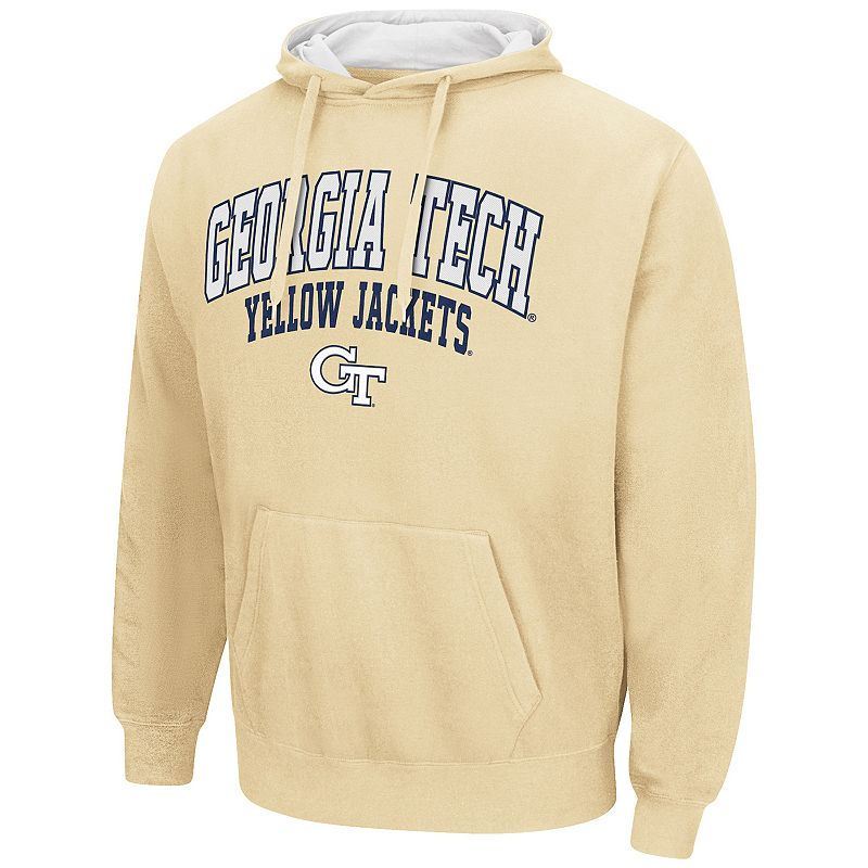 Men's Campus Heritage Georgia Tech Yellow Jackets Core Pullover Hoodie