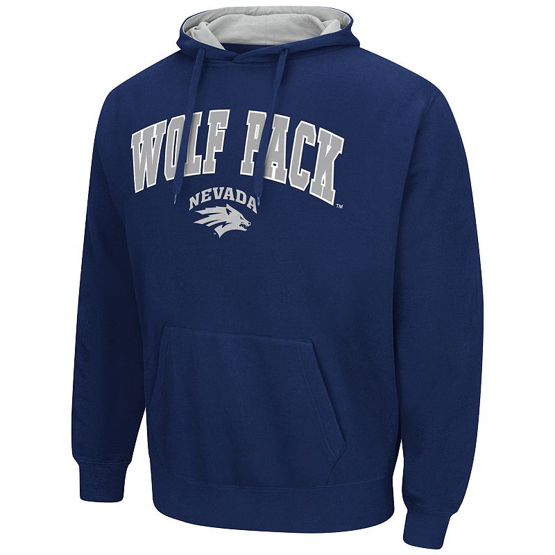 Men's Campus Heritage Nevada Wolf Pack Core Pullover Hoodie