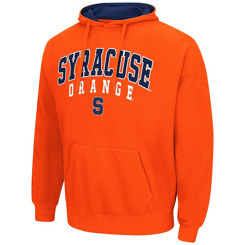 Men's Campus Heritage Syracuse Orange Core Pullover Hoodie