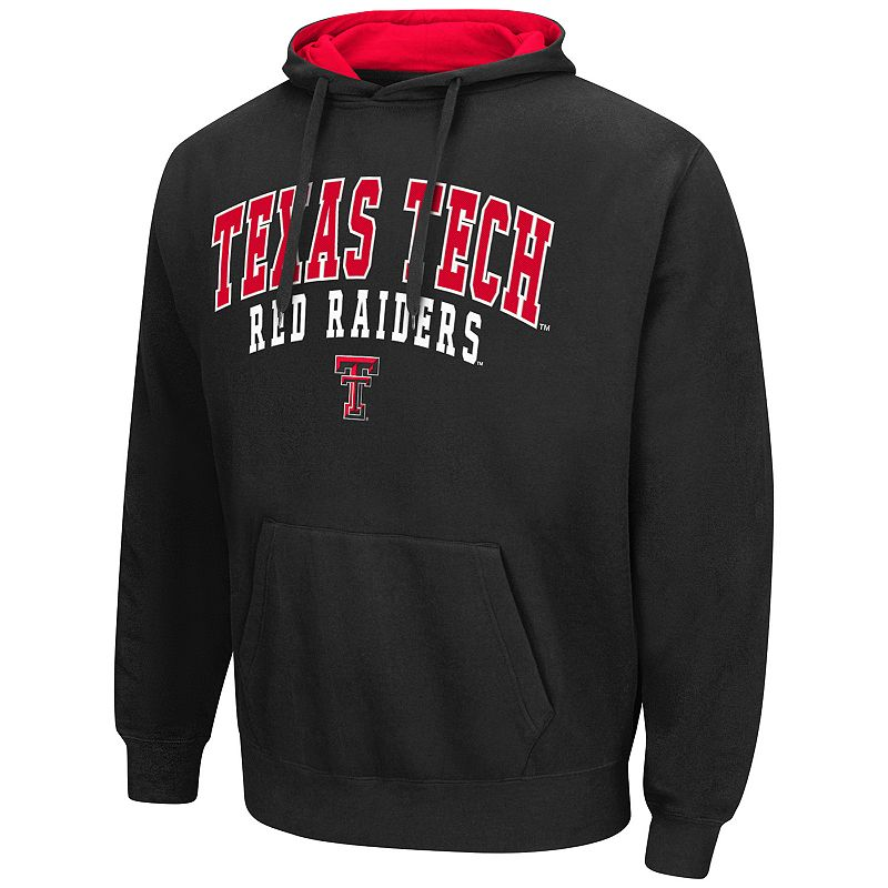 Men's Campus Heritage Texas Tech Red Raiders Core Pullover Hoodie