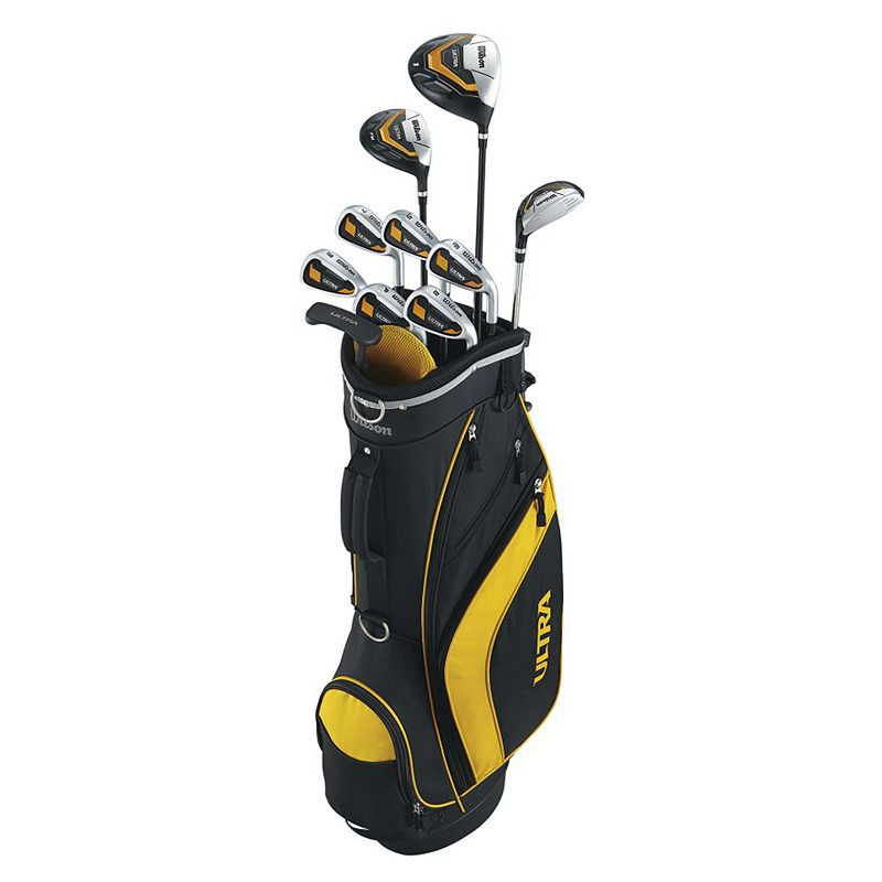 Wilson Right-Hand Ultra Golf Club Set - Men's