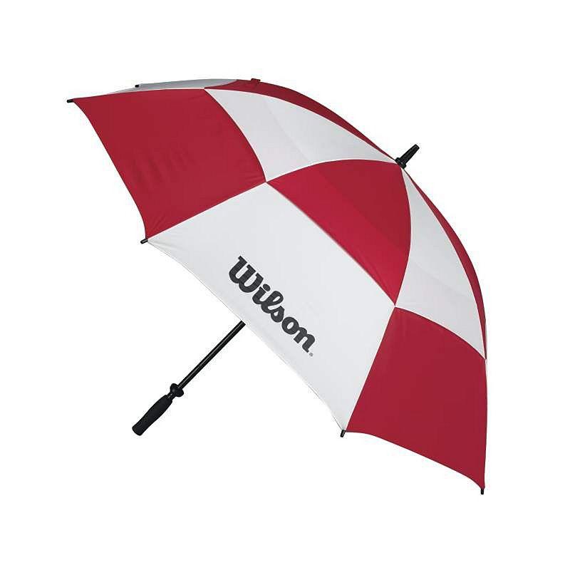 Wilson Canopy Golf Umbrella, Red