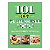 Publications International, Ltd. ''101 Best Gluten-Free Foods'' Cookbook