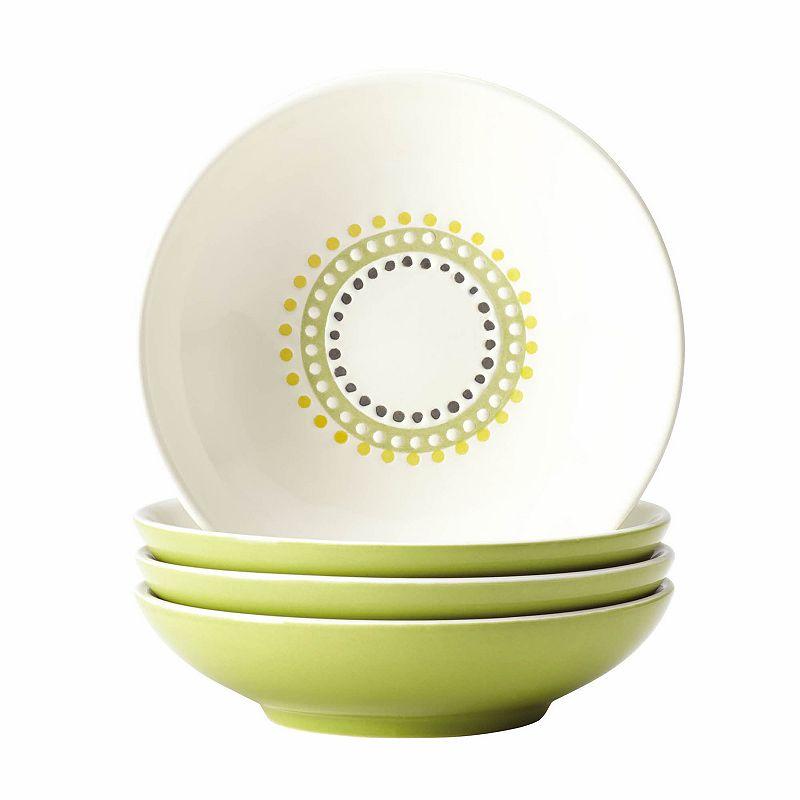 Rachael Ray Circles & Dots 4-pc. Fruit Bowl Set