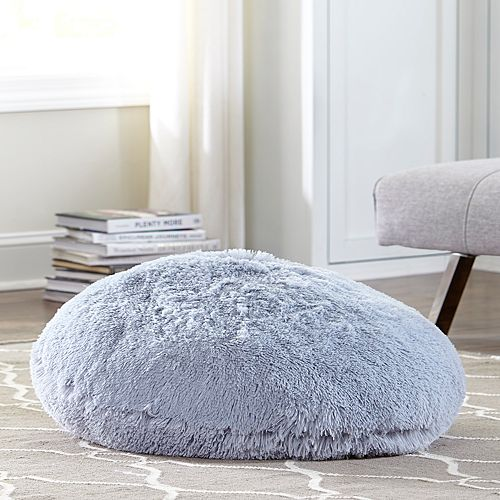 Floor Pillows Kohls : M. Kennedy Home Polar Faux Fur Floor Cushion
