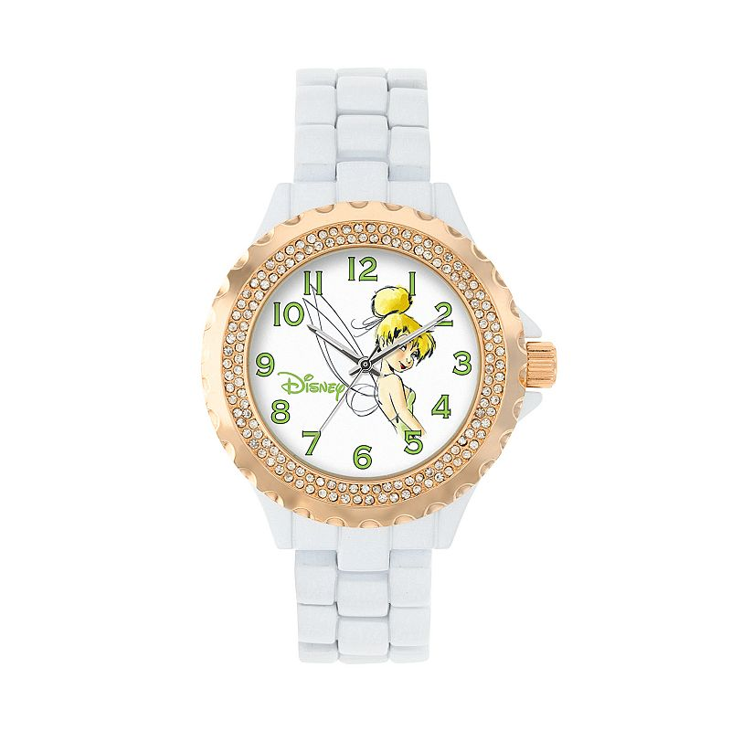 Disney's Tinkerbell Women's Crystal Watch